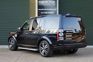 Land Rover Discovery Sdv6 Hse Luxury - Large 3