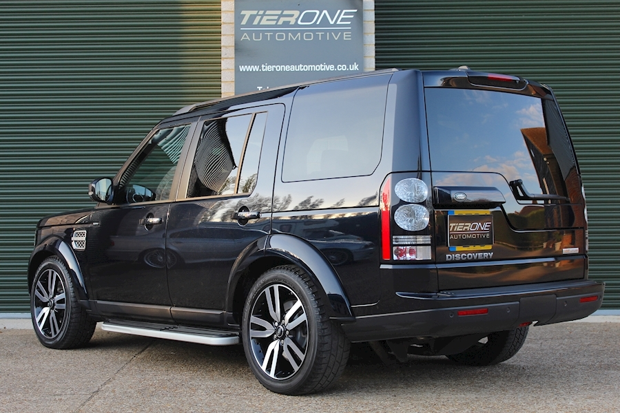 Land Rover Discovery Sdv6 Hse Luxury - Large 19