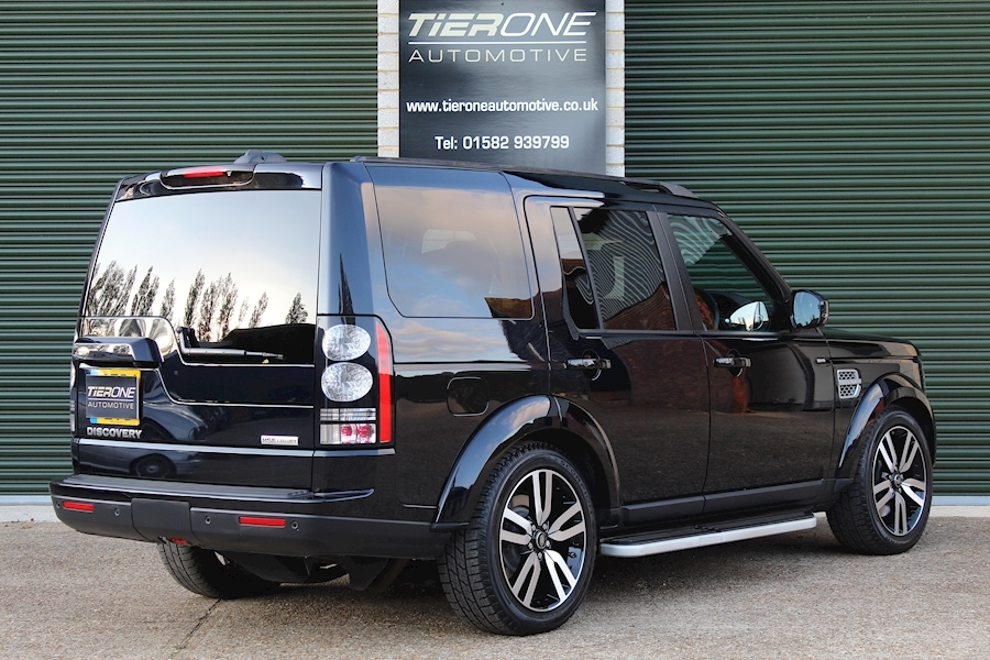 Land Rover Discovery Sdv6 Hse Luxury - Large 2