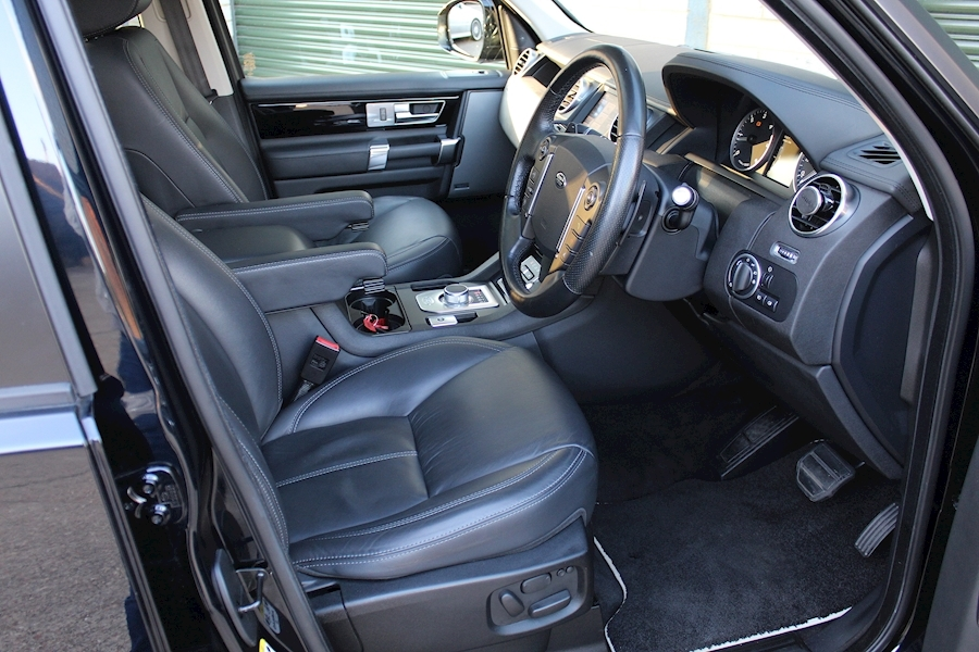 Land Rover Discovery Sdv6 Hse Luxury - Large 8