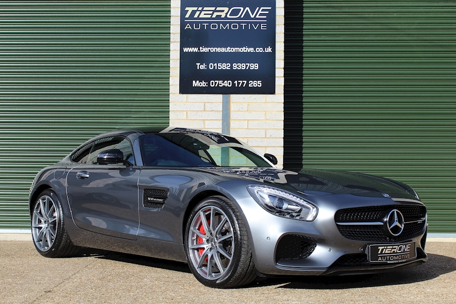 Mercedes AMG GT Amg Gt S Premium - Large 22
