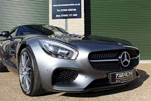 Mercedes AMG GT Amg Gt S Premium - Large 18