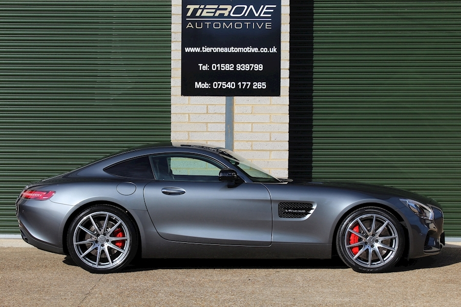 Mercedes AMG GT Amg Gt S Premium - Large 5