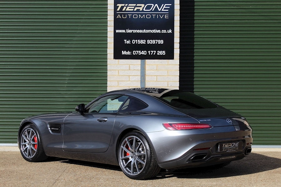Mercedes AMG GT Amg Gt S Premium - Large 3