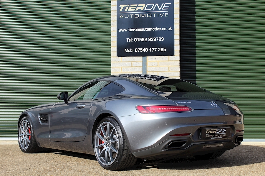 Mercedes AMG GT Amg Gt S Premium - Large 23
