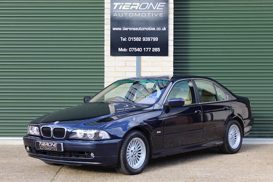 BMW 5 Series 530I Se - Large 0