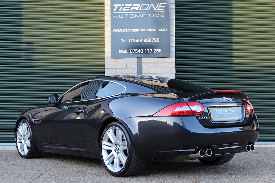 Jaguar Xk Xkr - Large 18