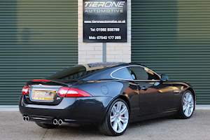 Xk Xkr Coupe 5.0 Automatic Petrol