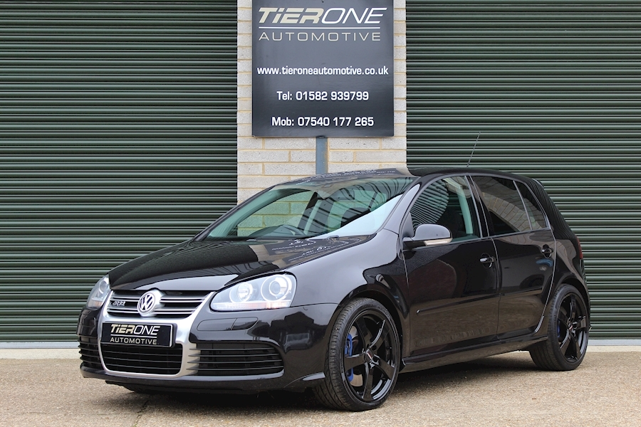 Volkswagen Golf R32 GOLF R32 S-A - Large 22