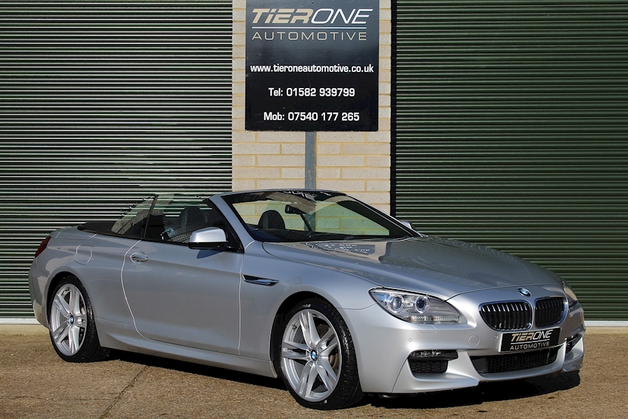 BMW 6 Series 640D M SPORT AUTO - Large 7