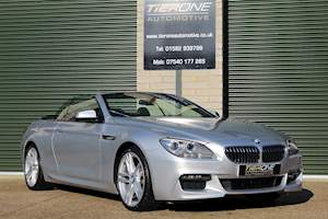 BMW 6 Series 640D M SPORT AUTO - Large 22