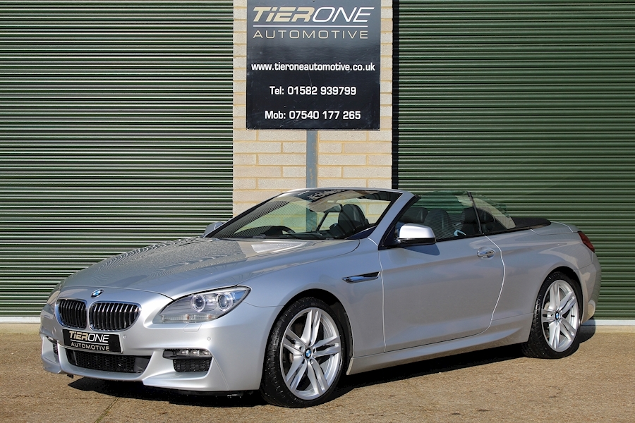 BMW 6 Series 640D M SPORT AUTO - Large 0