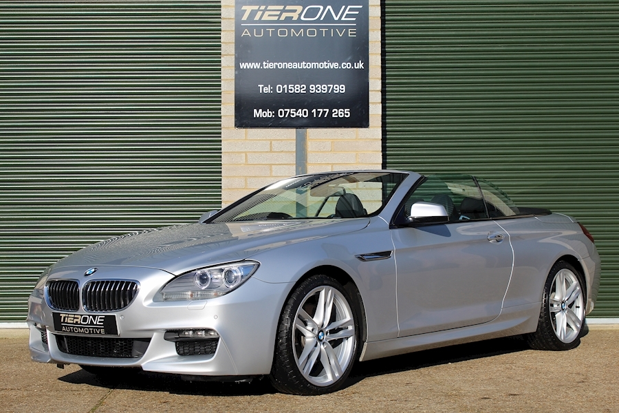 BMW 6 Series 640D M SPORT AUTO - Large 23