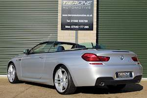 BMW 6 Series 640D M SPORT AUTO - Large 24