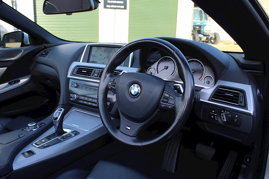BMW 6 Series 640D M SPORT AUTO - Large 5