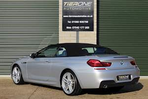 BMW 6 Series 640D M SPORT AUTO - Large 18