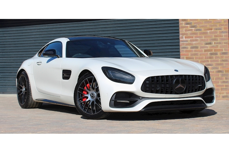 Mercedes AMG GT Amg GT C Edition 50 4.0 2dr Coupe Automatic Petrol