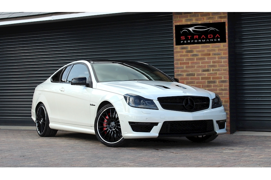 Mercedes C Class C63 Amg Coupe 6.2 Automatic Petrol