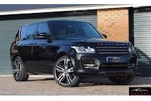 Land Rover Range Rover V8 Autobiography Estate 5.0 Automatic Petrol