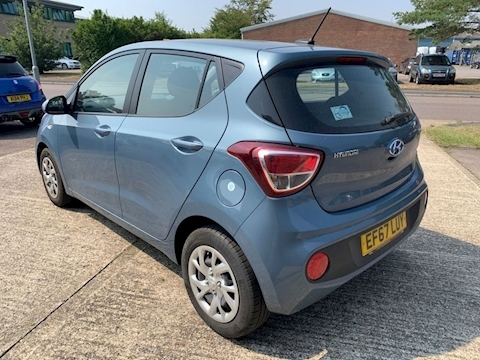 i10 SE Hatchback 1.0 Manual Petrol