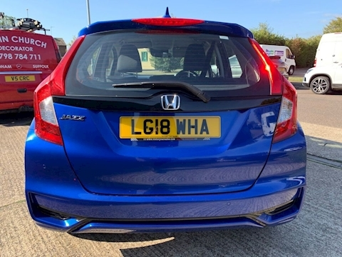 Jazz SE Hatchback 1.3 Manual Petrol