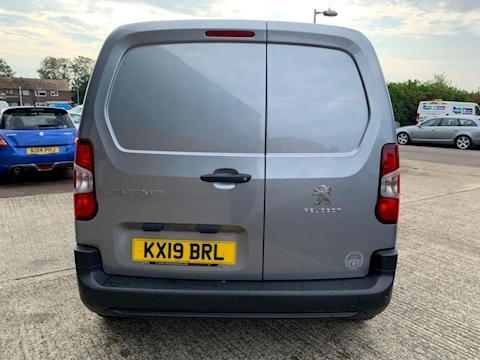 Partner Professional Standard Panel Van 1.6 Manual Diesel