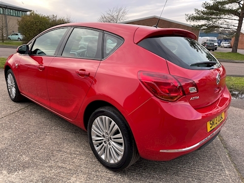 1.4 16v Energy Hatchback 5dr Petrol (100 ps)