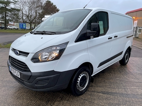 2.2 TDCi 290 Panel Van 5dr Diesel Manual L1 H1 (186 g/km, 98 bhp)