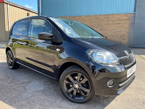 1.0 MPI Black Edition Hatchback 5dr Petrol Manual (105 g/km, 59 bhp)