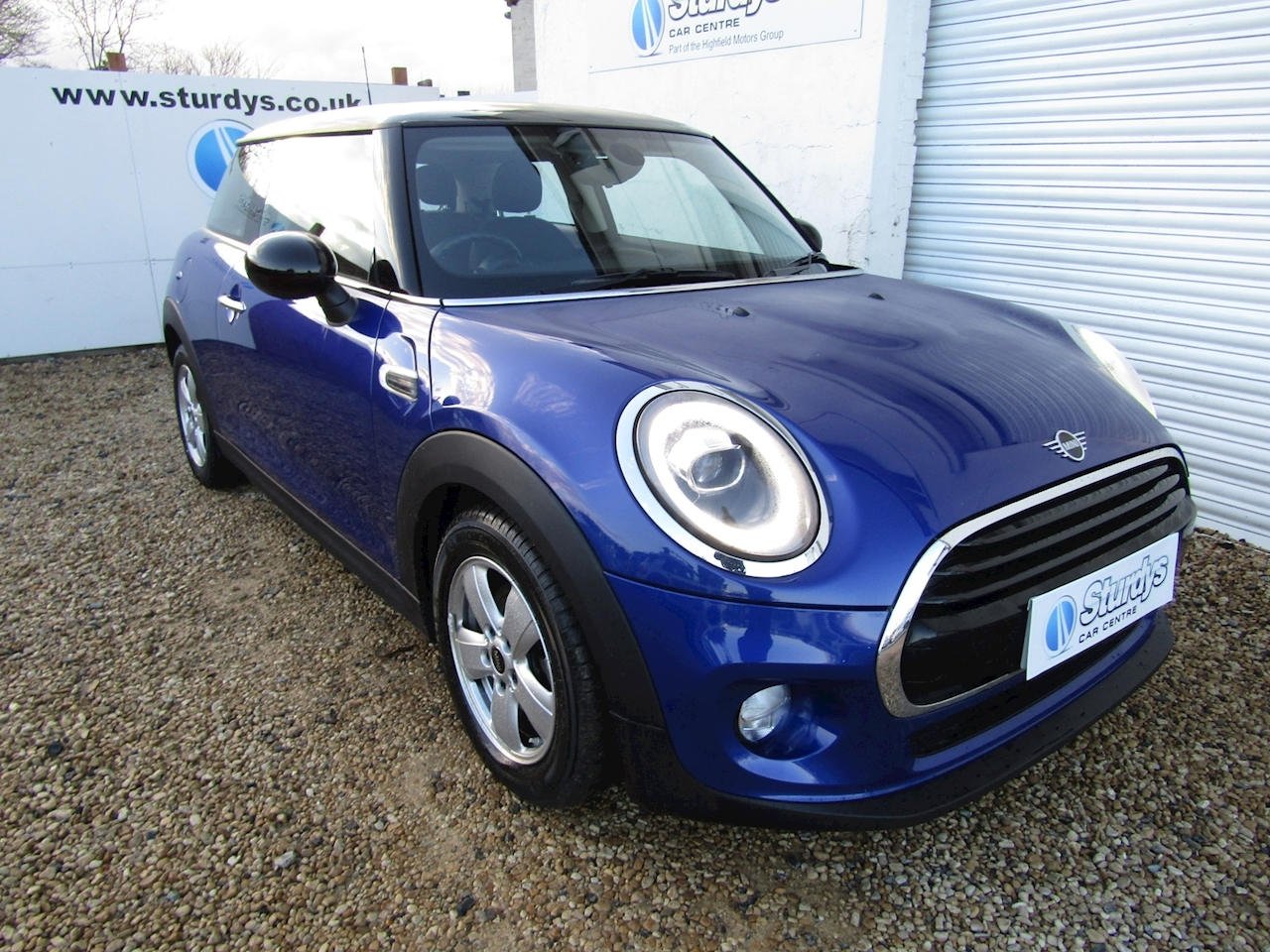1.5 Cooper Classic Hatchback 3dr Petrol Manual (s/s) (136 ps)