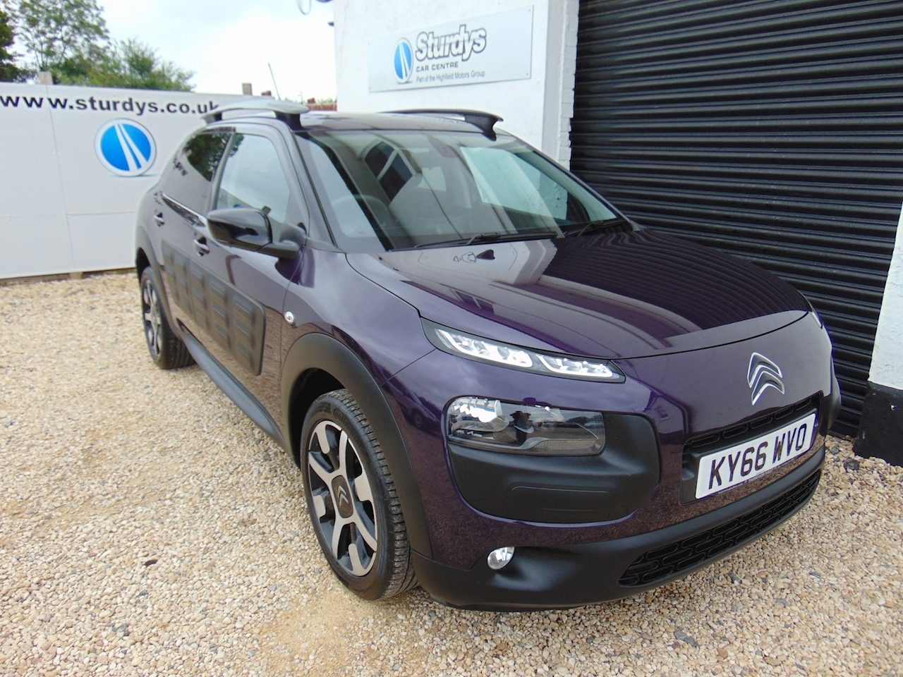 C4 Cactus Puretech Flair S/S Hatchback 1.2 Manual Petrol