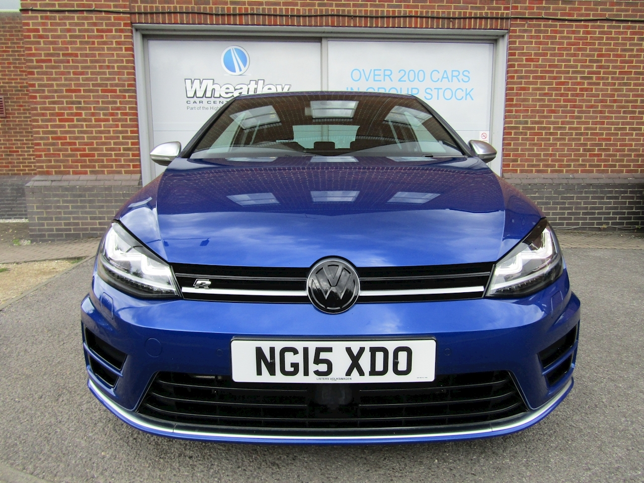 Used 2015 Volkswagen Golf R Dsg Hatchback 2 0 Semi Auto