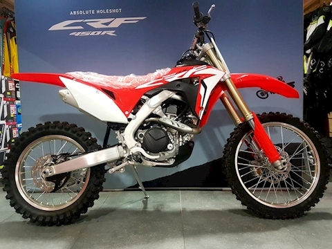 Honda CRF450RX Enduro Off-Road 450 Manual Petrol