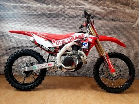 Honda CRF450R BUILDBASE LE Motocross Off-Road 450 Manual Petrol