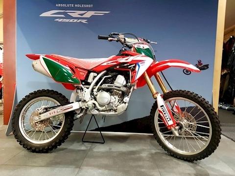 Honda CRF150R BUILDBASE Motocross Honda Off-Road 150 Manual Petrol
