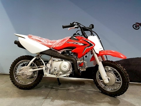 Honda CRF50F Kids Honda Off-Road 50 Semi-Auto Petrol