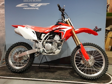 Honda CRF150R Motocross Honda Off-Road 150 Manual Petrol