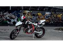 SM125R Supermoto SWM Motorcycles 125 Manual Petrol