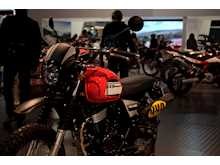 440 Six Days Roadster SWM Motorcycles 440 Manual Petrol