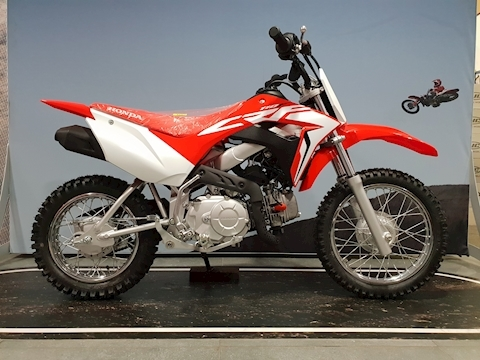 Honda CRF110F Kids Honda Off-Road 110 Semi-Auto Petrol