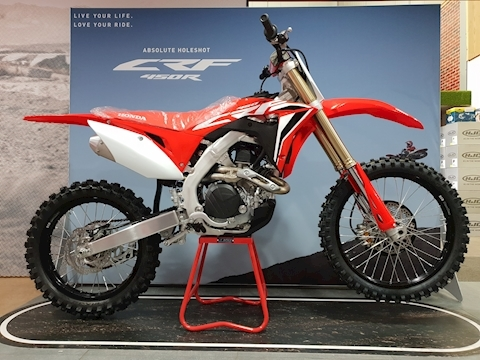 Honda 2020 CRF450R Motocross Honda Off-Road 450 Manual Petrol