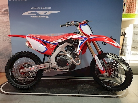 Honda 2020 CRF450R ROCZEN Motocross Honda Off-Road 450 Manual Petrol