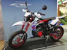 MRT 50 SM Road Supermoto 50 Manual Petrol