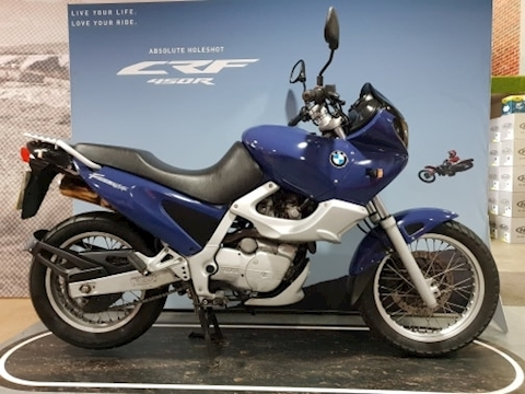 BMW F650ST Trail Used Road 650 Manual Petrol