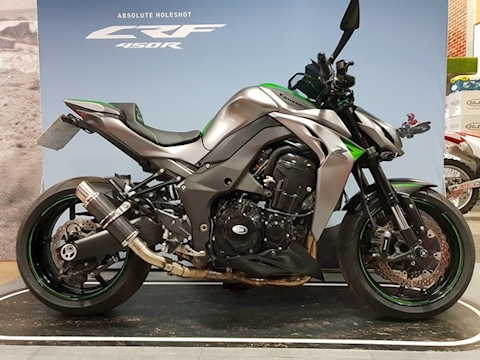 Kawasaki Z1000 ABS Naked Motorcycle 1000 Manual Petrol