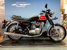 T140E Bonneville Classic Motorcycle 750 Manual Petrol