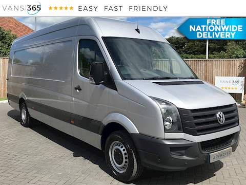 Volkswagen Crafter Cr35 2.0Tdi High Roof XLWB 2.0 5dr Panel Van Manual Diesel
