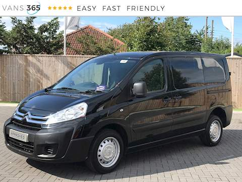 Citroen Dispatch 1.6HDi 1000 L1h1 Enterprise SWB 1.6 6dr Panel Van Manual Diesel