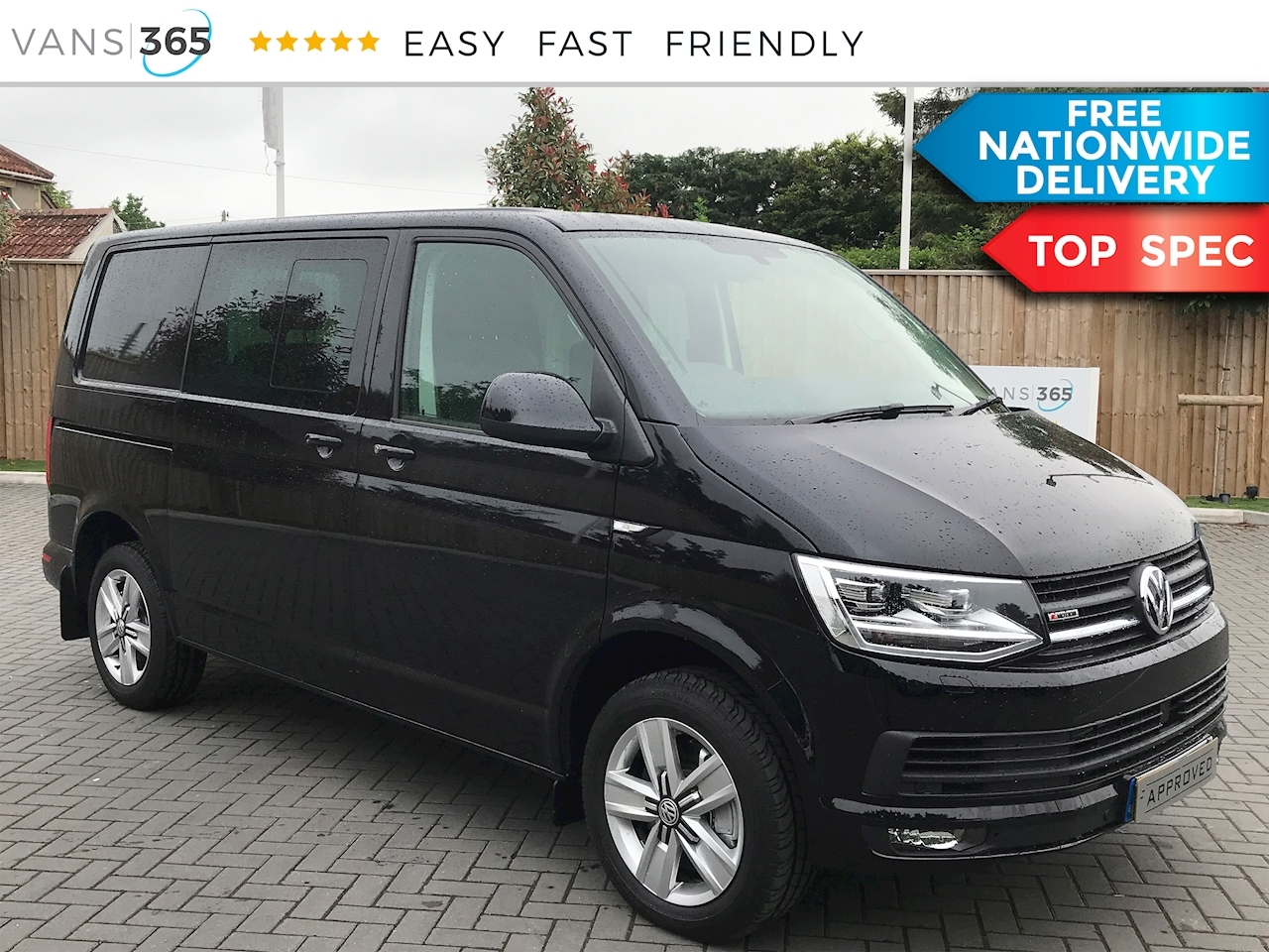 Used 2019 Volkswagen Transporter T32 2 0Tdi W/V 4Motion 204PS 2 0