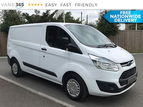 Ford Transit Custom 2.2TDCi 270 Trend SWB 125PS 2.2 5dr Panel Van Manual Diesel